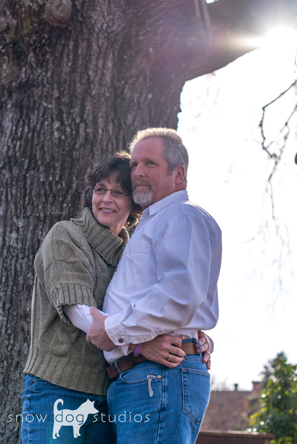 Birthday Photo Session - Downtown Waxhaw