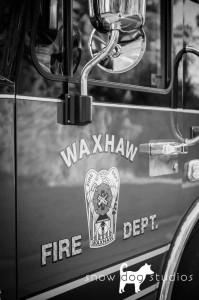 Waxhaw Volunteer Fire Department Logo